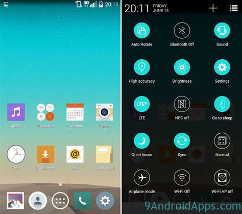 download themes for android apk file cm11 lg g3 theme v1 0 2 apk