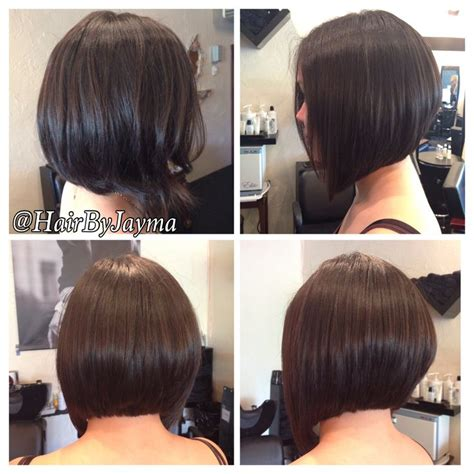 before and after graduated bob haircuts graduated bob pictures hairstylegalleries com
