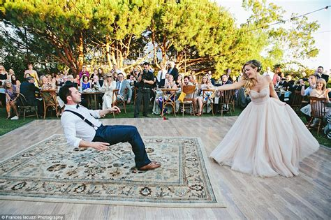 Wedding Magic Clip by Justin Willman And Jillian Sipkins Perform Levitation