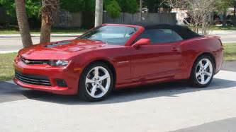 5th 2015 chevrolet camaro 2ss convertible for sale