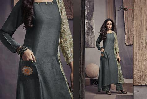 plazo suits lzk gallery krishna creation 187 shai glamitude pure model cotton kurti