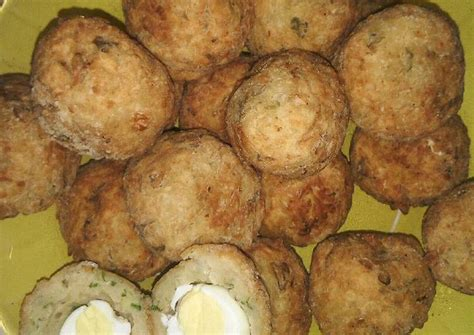 resep bola bola mie isi telur puyuh oleh susinoviyanti