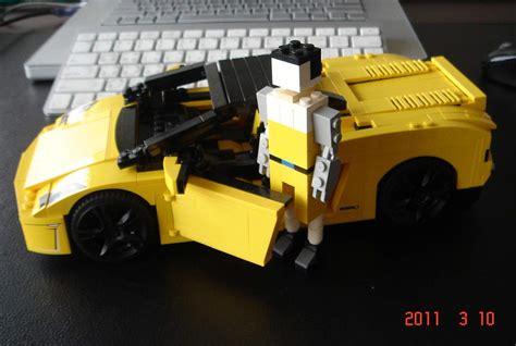 Lego Mini Lamborghini Brickshelf Gallery Lego Lamborghini 031002 Jpg