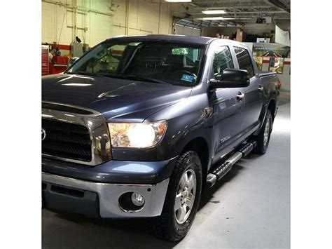 Toyota Tundra Sale By Owner Used 2008 Toyota Tundra Car Sale In Oxford Nj 07863