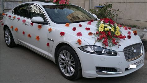 wedding car decoration  gurgaon delhi ncr noida