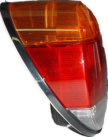 universal tail light assembly vw thing type 181 tail light assembly the thing shop