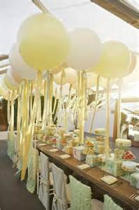 Clear Round Vase 35 Ultimate Balloon Centerpiece Ideas For Weddings