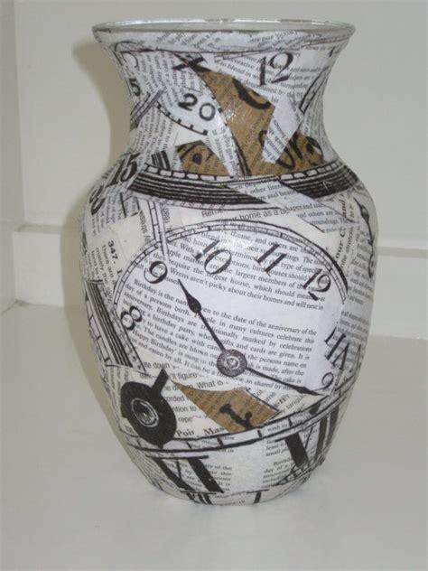 Decoupage Vase Ideas - 25 unique decoupage glass ideas on diy