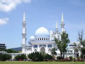 Mosque In Listen Masjid Malaysia