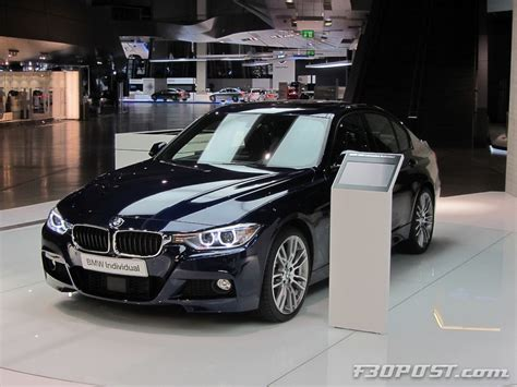 Paket Puyama Size 1 5 beautiful bmw individual tanzanite blue f30 335i m sport