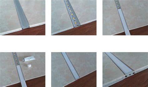 how to install recessed lighting between floors 2015 fashion slim led floor lighting waterproof l 50x2m