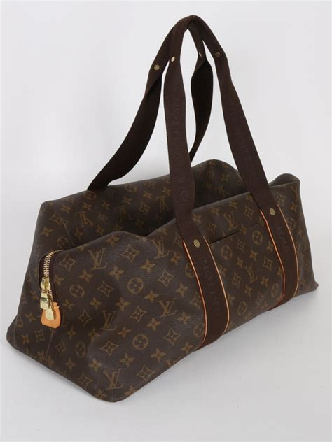 louis vuitton weekender beaubourg mm monogram canvas
