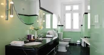 Art Deco Black And White Bathroom - art deco home 1930s bathroom at claridge s violet s vintage vault