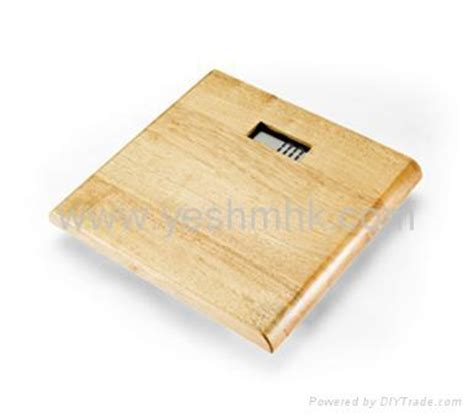 wooden bathroom scales wooden bathroom scale yhb7103 yeshm hong kong