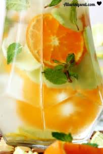 Orange Detox Water by Flushing Orange Detox Water For Radiant Younger Skin