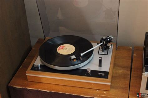 best thorens turntable thorens td 160 turntable photo 1555304 canuck audio mart