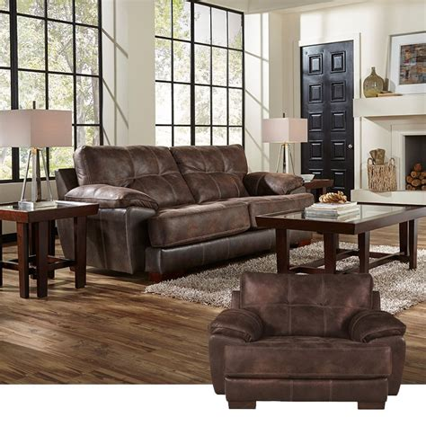 drummond sofa rent to own fusion furniture drummond sofa chair set