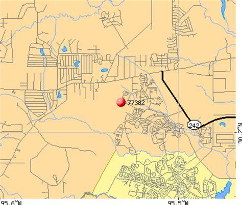 zip code map woodlands tx 77382 zip code the woodlands texas profile homes