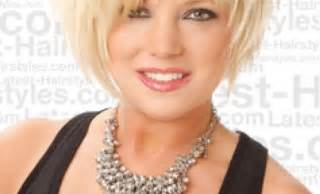 Short hairstyles for round faces black hairstyle and haircuts