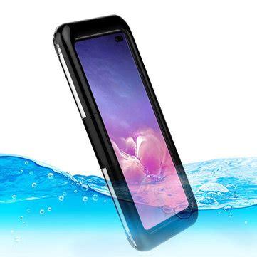 Is Samsung Galaxy S10 Waterproof by Bakeey Ip68 Waterproof For Samsung Galaxy S10 Plus 6 4 Inch Dirtproof Snowproof Shockproof