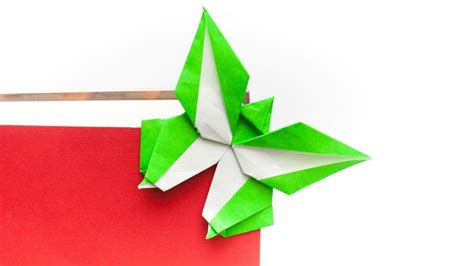 Origami Bookmark Butterfly - 17 best images about origami papillons on