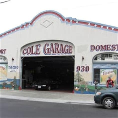 cole garage closed  reviews auto repair