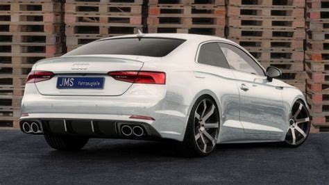Audi A5 Coupe Tuning by Dia Show Tuning Jms Fahrzeugteile Bodykit Audi A5 B9 Coupe
