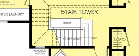 how to show stairs in a floor plan how to read a floor plan time to build