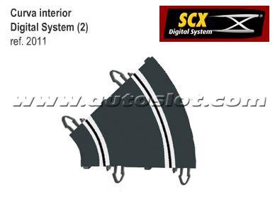 curva interior scalextric curva interior autoslot