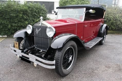 alfa romeo 6c 1500 1929 for sale classicdigest