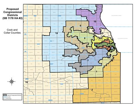 chicago voting district map 100 cook county map county map illinois my