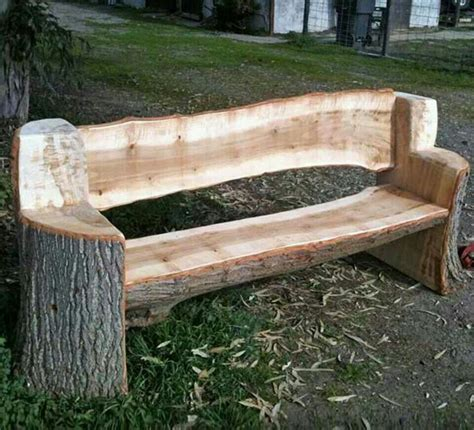 home made benches handmade bench art craft expression pinterest