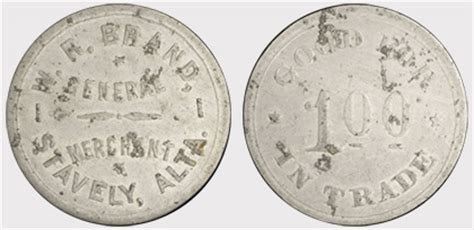 coins and canada merchant tokens