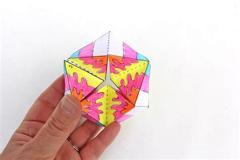 How To Make Cool Paper Toys - flextangles you ve never seen a paper like this