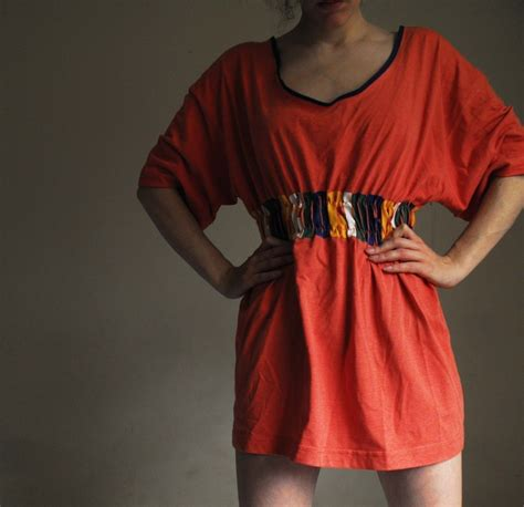 diy dress diy couture tshirt dress 183 how to sew a t shirt dress 183 dressmaking on cut out keep