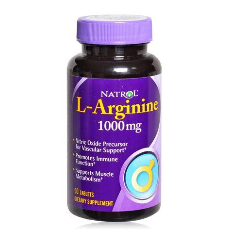 Suplemen L what is the dosage of l arginine to treat erectile