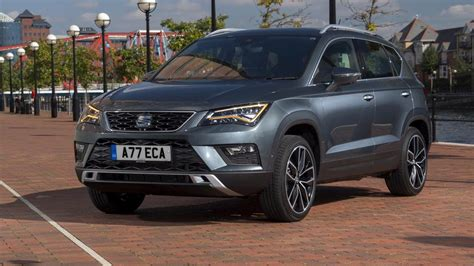 best crossover uk seat ateca wins best crossover at uk car of the year
