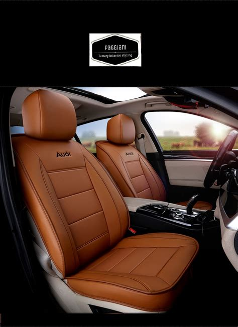 brown leather car seat covers kmishn