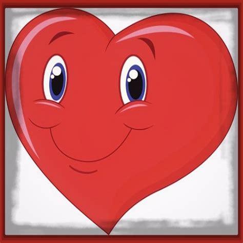 imagenes felices imagenes de corazones felices