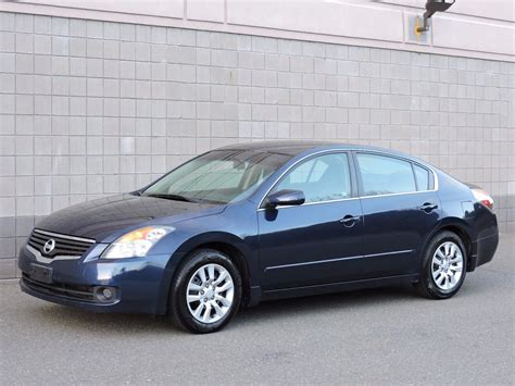 car nissan altima 2009 used 2009 nissan altima 2 5 s at auto house usa saugus