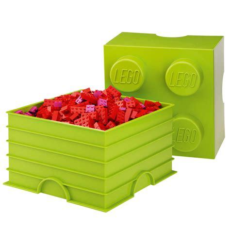 lego box storage brick 4 by lego in the home design shop