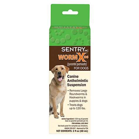 puppy dewormer petco sentry wormx strength liquid wormer for dogs and puppies petco