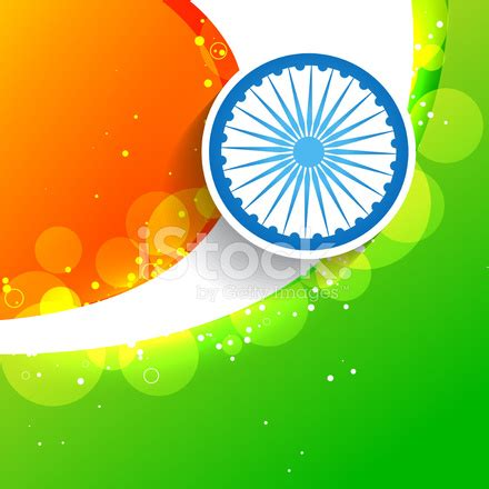stylish creative indian flag stock vector freeimages.com