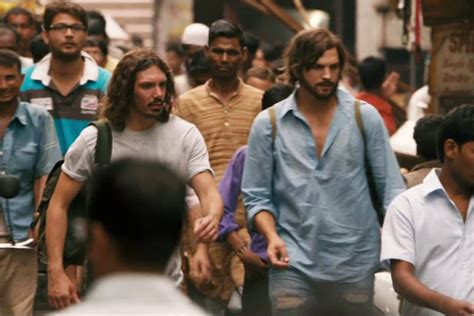 life of steve jobs in india bucks and corn jobs worth a visit if only to walk his