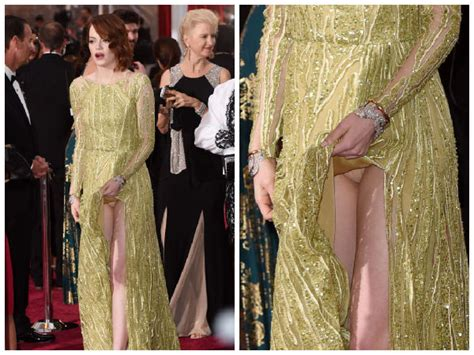 Even Jlos Hospital Gowns To Be Couture 2 by Oscars 2015 Faces A Wardrobe Malfunction