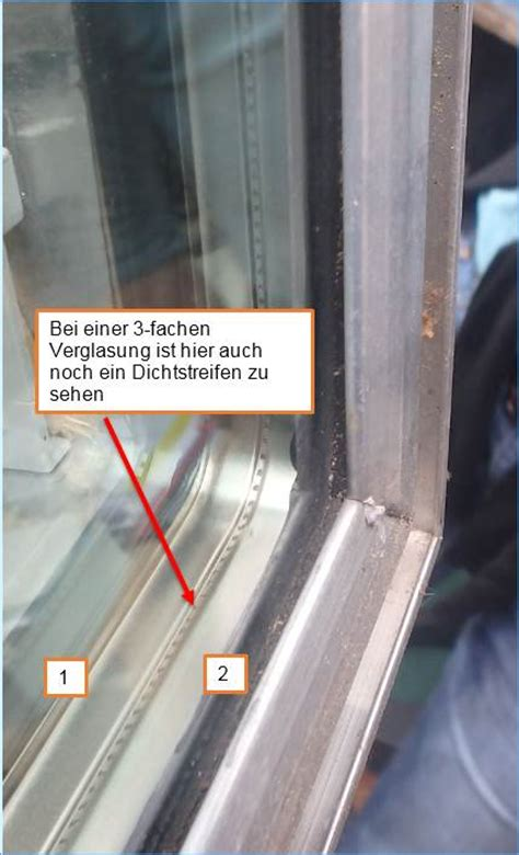 3 fach verglasung woran erkennt eine 2 fach verglasung oder 3 fach