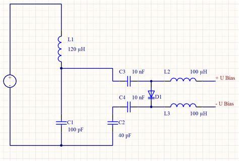 pin diode elektronik kompendium schalter in einem schwingkreis mikrocontroller net