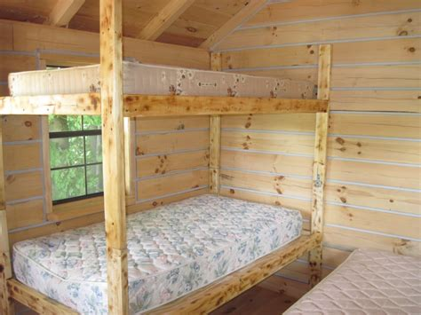 plans twin  queen bunk beds  adults twin  queen