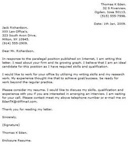 Resume Cover Letters That Work by Social Work Cover Letter Sles Free Successful