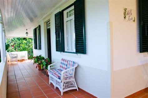 veranda und vino madeira ferienhaus villa faria